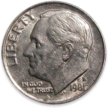 The Roosevelt Dime